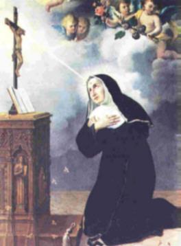 Św. Rita - patronka od spraw trudnych i beznadziej